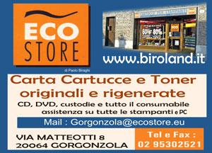 Ecostore-Gorgonzola