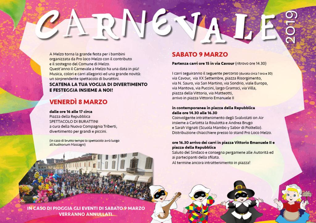 Carnevale a Melzo